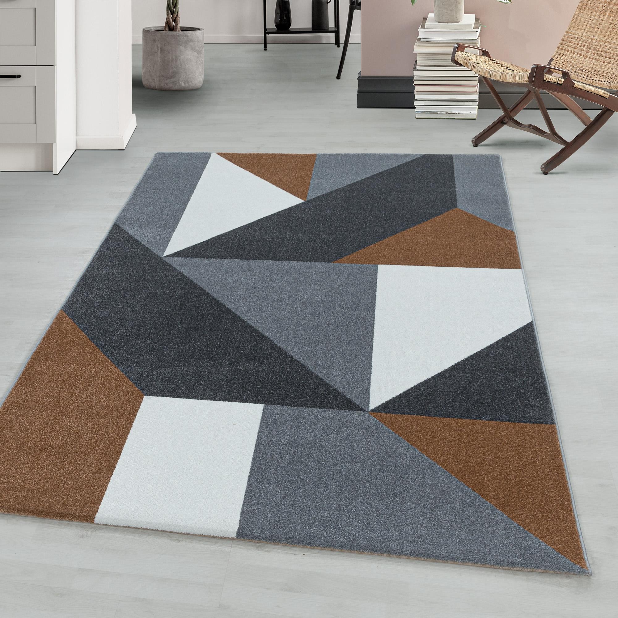 Geometrische Teppiche